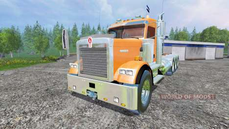 Kenworth W900B [Beta] para Farming Simulator 2015