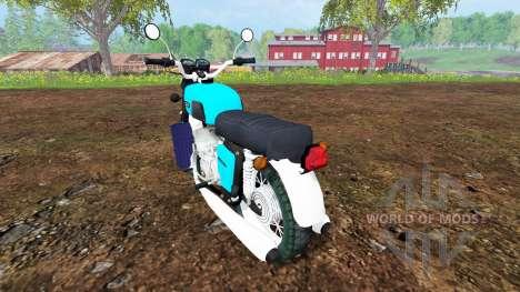 IZH Júpiter-4 para Farming Simulator 2015