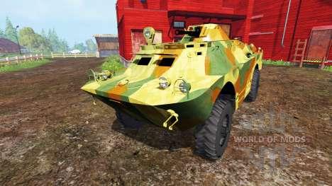 BRDM-2 v0.1 para Farming Simulator 2015