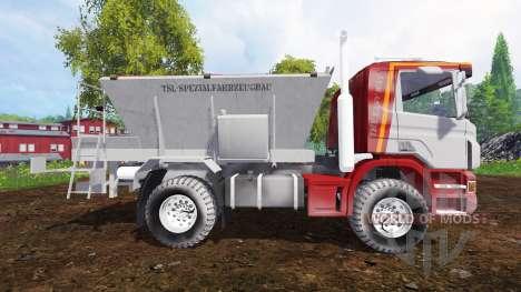 Scania P420 [sprayer] para Farming Simulator 2015