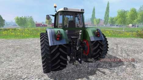 Fendt 820 Vario TMS v1.0 para Farming Simulator 2015