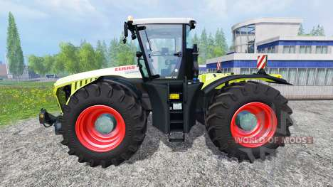 CLAAS Xerion 4500 v2.5 para Farming Simulator 2015