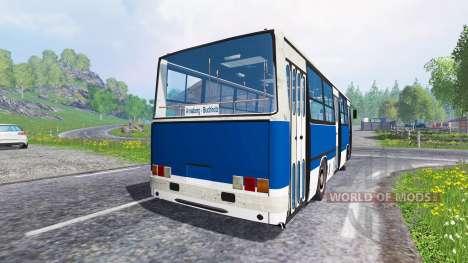 Ikarus 260 en el tráfico para Farming Simulator 2015