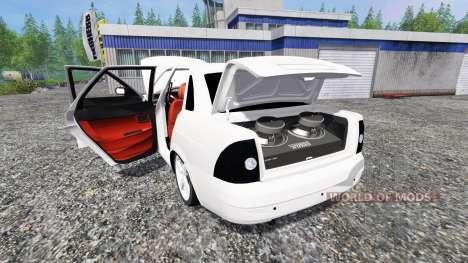 VAZ-2170 v0.1 para Farming Simulator 2015