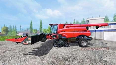 Case IH Axial Flow 9230 [turbo farbe] para Farming Simulator 2015