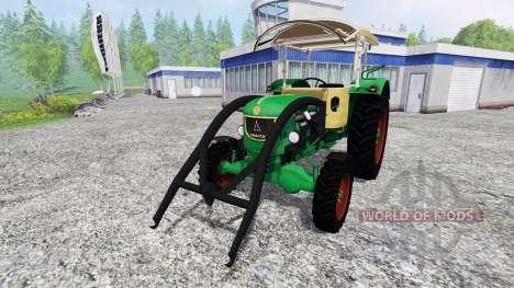 Deutz 5505 para Farming Simulator 2015