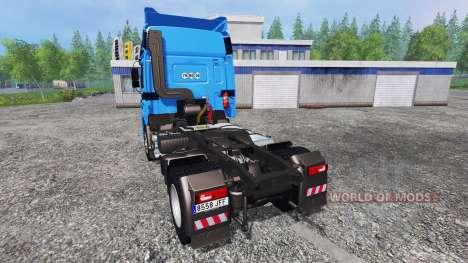 DAF CF95 para Farming Simulator 2015