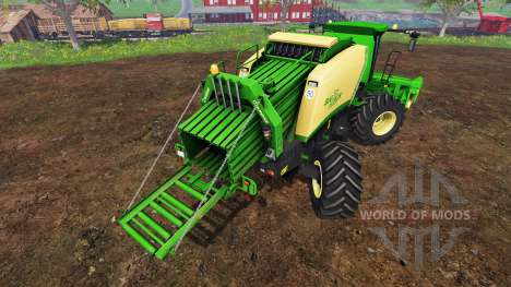 Krone Baler Prototype v2.1 para Farming Simulator 2015