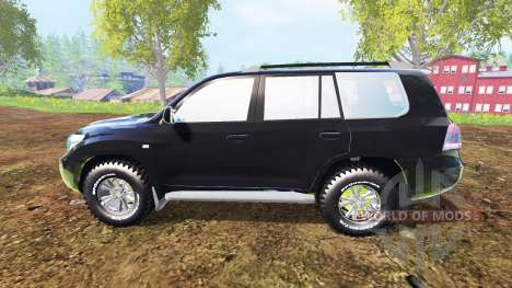 Toyota Land Cruiser 200 [Bergwacht Alpenberg] para Farming Simulator 2015