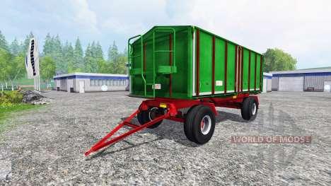 Kroger HKD 302 para Farming Simulator 2015