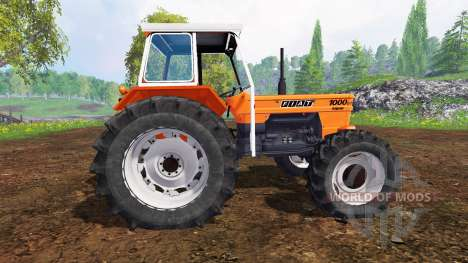 Fiat 1000 super v2.2 para Farming Simulator 2015