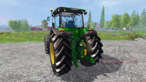 John Deere 7280R para Farming Simulator 2015