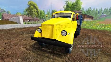 GAZ-51 v4.0 para Farming Simulator 2015