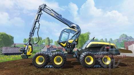 PONSSE Scorpion King [revised] para Farming Simulator 2015
