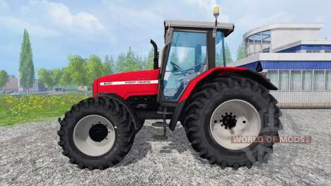 Massey Ferguson 6290 para Farming Simulator 2015
