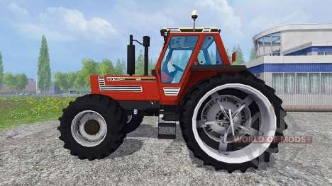 Fiat 160-90 v1.1 para Farming Simulator 2015