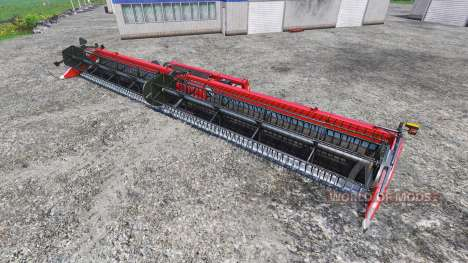 Case IH 3162 Draper 45FT para Farming Simulator 2015