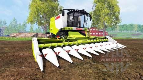 CLAAS Lexion 670 v1.2 para Farming Simulator 2015