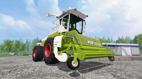 CLAAS PU 380 HD para Farming Simulator 2015