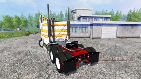 Freightliner FLB para Farming Simulator 2015