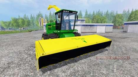 Zurn ProfiCut 620 para Farming Simulator 2015