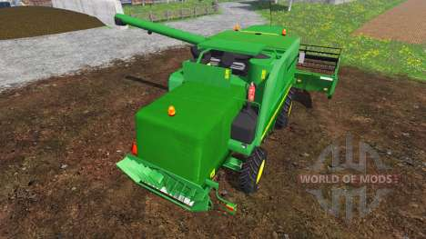 John Deere 9640 WTS v2.1 para Farming Simulator 2015