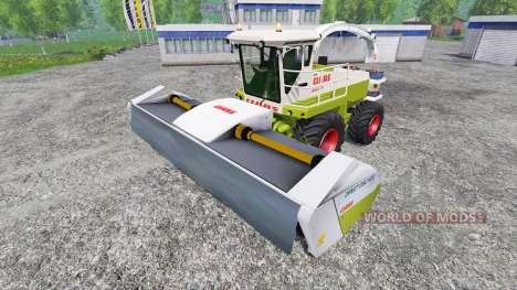 CLAAS Direct Disc 520 v2.0 para Farming Simulator 2015