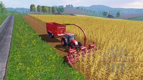 Poettinger Mex6 Big para Farming Simulator 2015