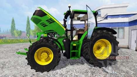 John Deere 6170R [fixed] para Farming Simulator 2015