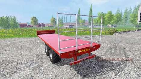Marshall BC25 para Farming Simulator 2015