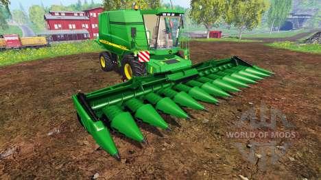 John Deere 980CF12 para Farming Simulator 2015