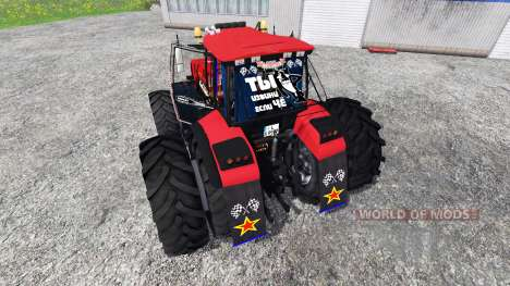 Bielorrusia-3522 [ruedas gemelas] v1.1 para Farming Simulator 2015