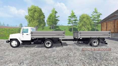 GAZ-35071 [Pak módulos] para Farming Simulator 2015