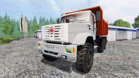 ZIL-4331 [primicia] para Farming Simulator 2015