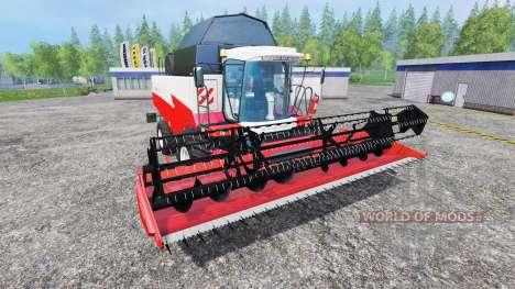 Geringhoff Harvest Star HV 660 para Farming Simulator 2015
