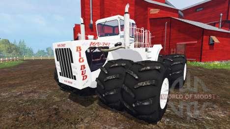 Big Bud-747 v1.0 para Farming Simulator 2015