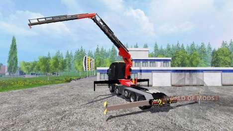 Volvo FH16 750 10X4 para Farming Simulator 2015