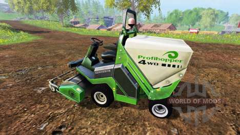 Amazone Profihopper v2.2 para Farming Simulator 2015
