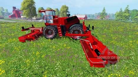 Krone Big M 500 [red] para Farming Simulator 2015