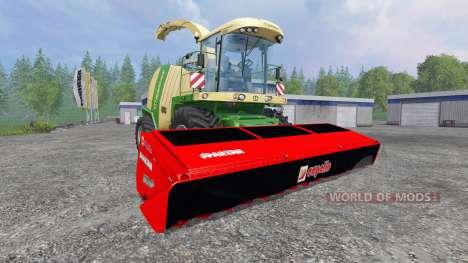 Capello Spartan 520 para Farming Simulator 2015