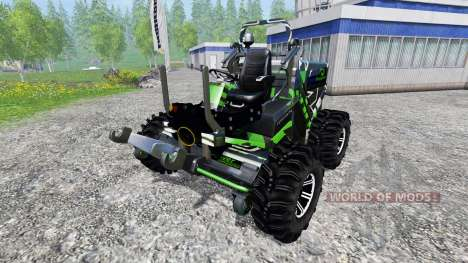 Amazone Crass Hopper para Farming Simulator 2015