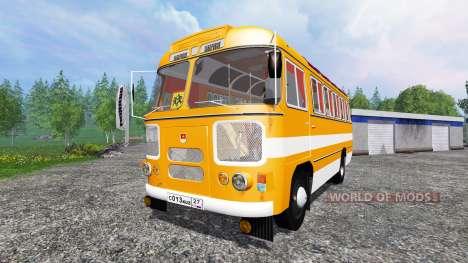 GROOVE-672М para Farming Simulator 2015