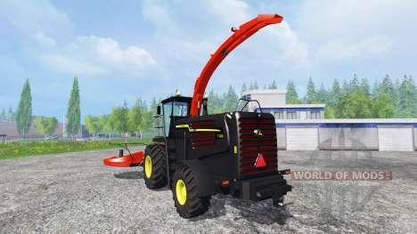 John Deere 7180 [black and red edition] para Farming Simulator 2015