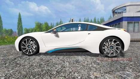 BMW i8 eDrive para Farming Simulator 2015