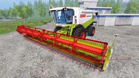 CLAAS Lexion 600 v2.0 para Farming Simulator 2015