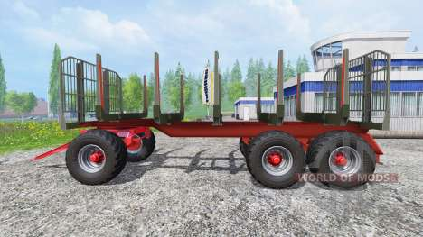 Kroger Timber para Farming Simulator 2015