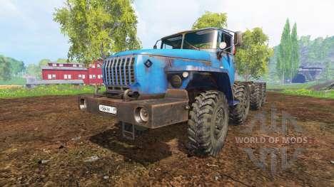 Ural-6614 para Farming Simulator 2015