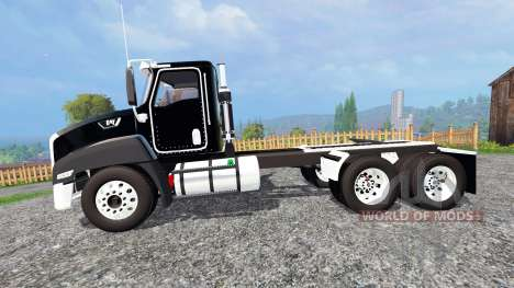 Caterpillar CT660 [edit] para Farming Simulator 2015