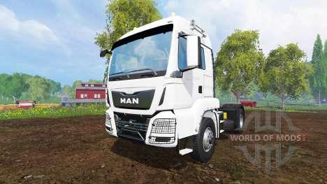 MAN TGS 18.440 [chip tuning] para Farming Simulator 2015