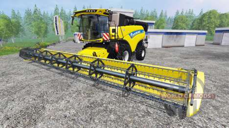 New Holland CR9.90 v1.1 para Farming Simulator 2015